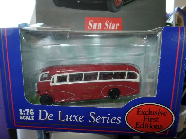 EFE 20801DL Bristol Windover DeLuxe Bus Coach Thames Valley Oxford MIB